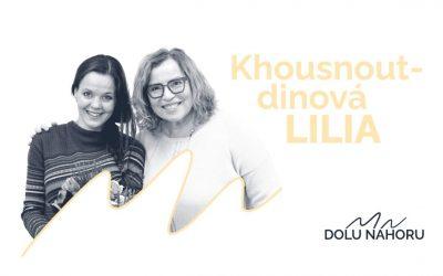 Díl #24 – Lilia Khousnoutdinová